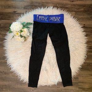 • Victoria's Secret Love PINK Leggings •